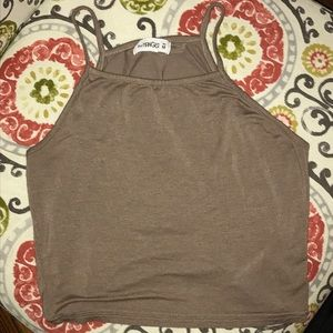 The Hanger crop top